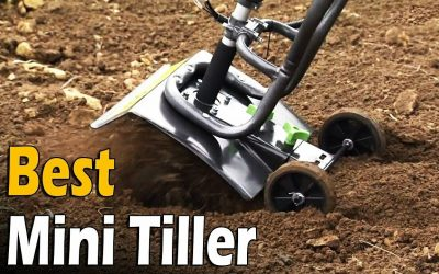 Best Mini Tillers Review Guide For 2021-2022