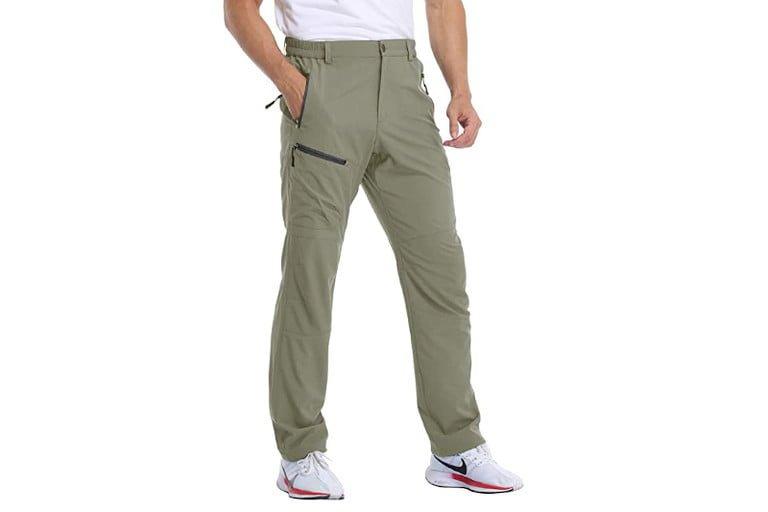 Mocoly Men's Hiking Cargo Pants