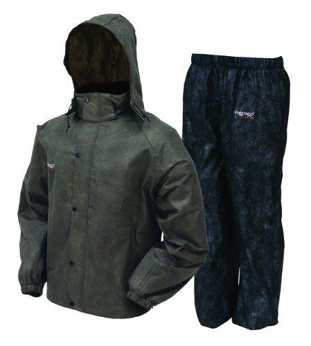 Frogg Toggs All Sport Rain Suit/All Purpose Women's Rain Suit  Amazon's Choice