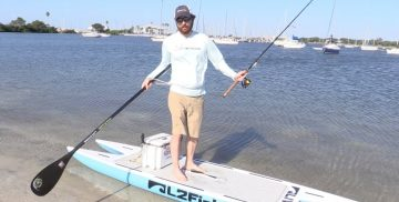 The Most Popular Fishing Paddle Boards Review Guide For 2021-2022